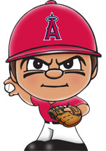 Los Angeles Angels Pitcher